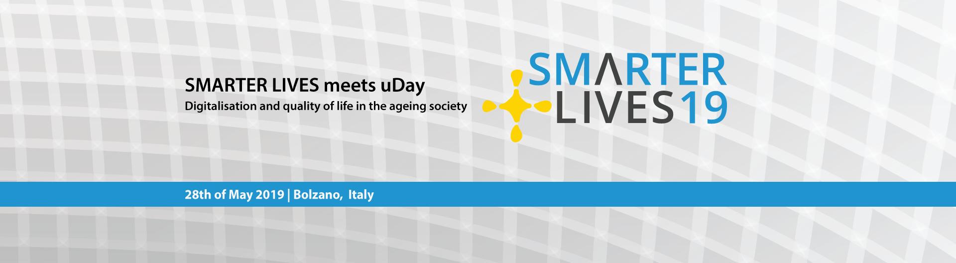 SMARTER LIVES Practice conference 2019